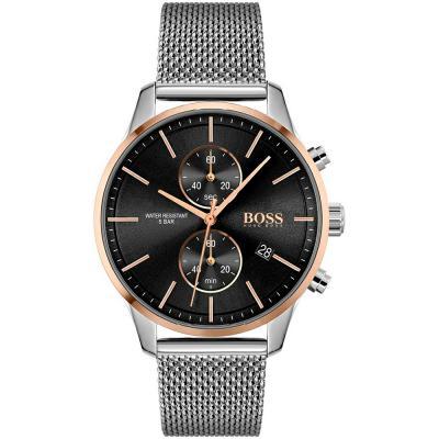 HUGO BOSS Associate Chronograph Stainless Steel Bracelet 1513805
