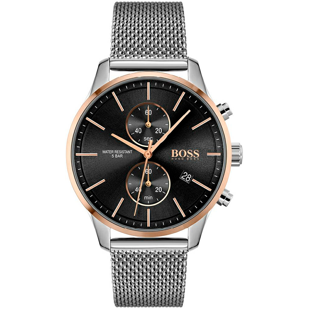 HUGO BOSS Associate Chronograph Stainless Steel Bracelet 1513805