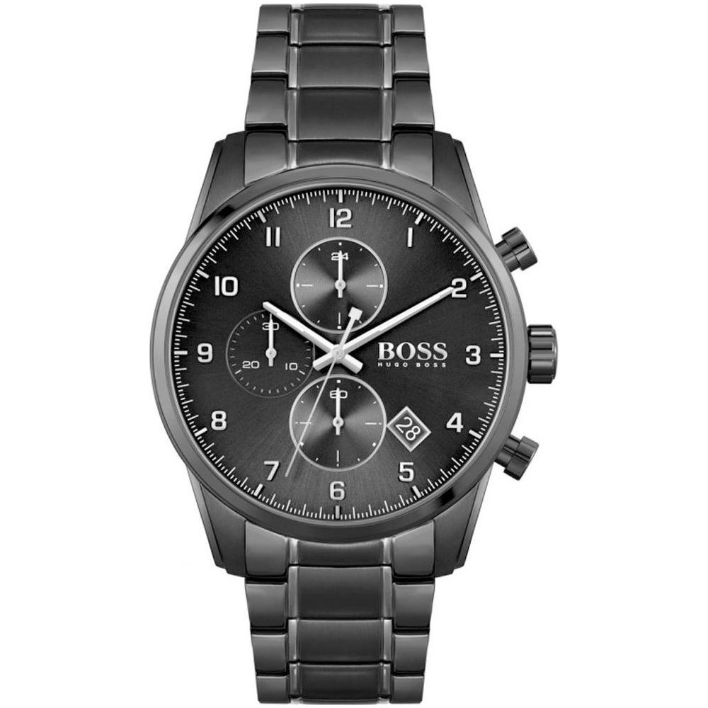 HUGO BOSS Skymaster Chronograph Stainless Steel Bracelet 1513785