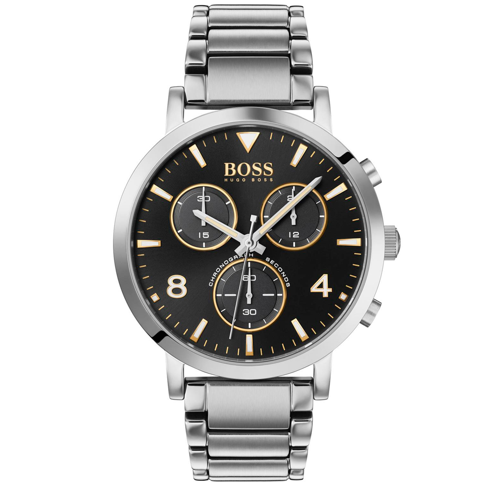 HUGO BOSS Spirit Chronograph Stainless Steel Bracelet 1513736