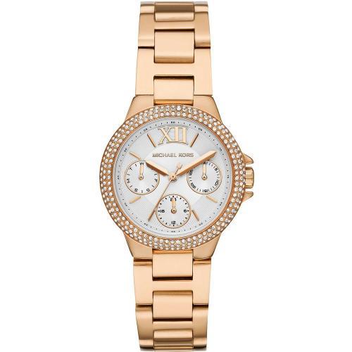 MICHAEL KORS Camille Gold Stainless Steel Bracelet MK6844