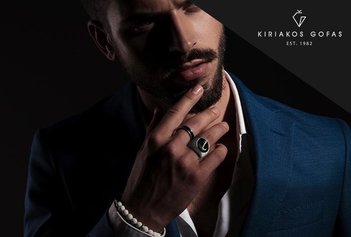 Τι συμβολίζουν τα ανδρικά δαχτυλίδια για κάθε δάχτυλο του χεριού;