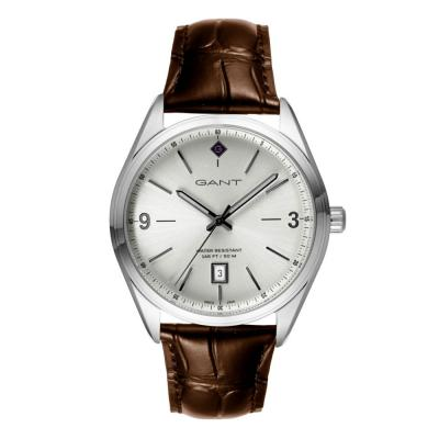 GANT Crestwood Brown Leather Strap G141001