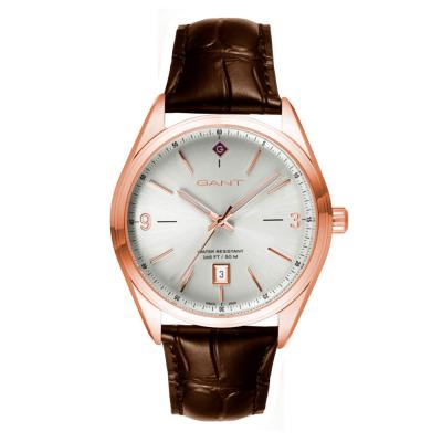 GANT Crestwood Brown Leather Strap G141005