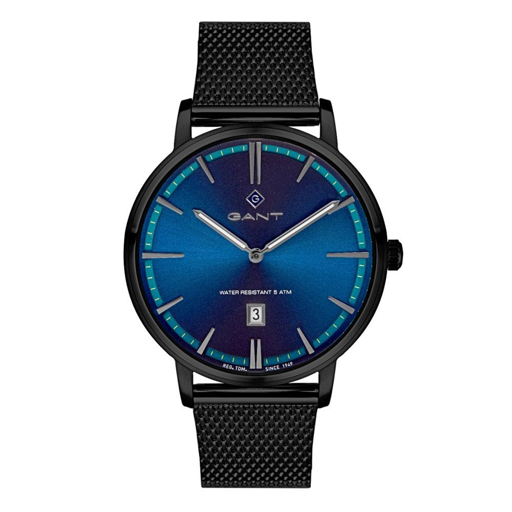GANT Naples Black Stainless Steel Bracelet G109014