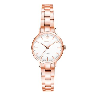 GANT Park Avenue 28 Rose Gold Stainless Steel Bracelet G126008