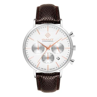 GANT Park Avenue Brown Leather Chronograph G123001