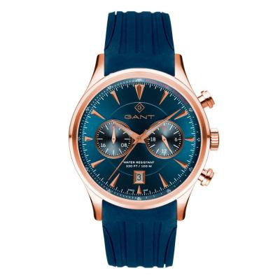 GANT Spencer Multifunction Blue Rubber Strap G135016