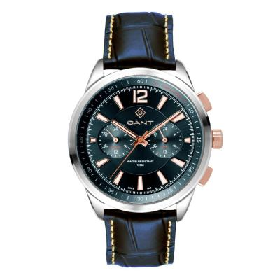GANT Walworth Blue Leather Multifunction G144002