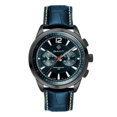 GANT Walworth Blue Leather Multifunction G144007
