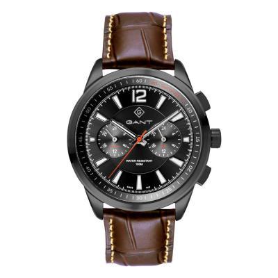 GANT Walworth Brown Leather Multifunction G144008