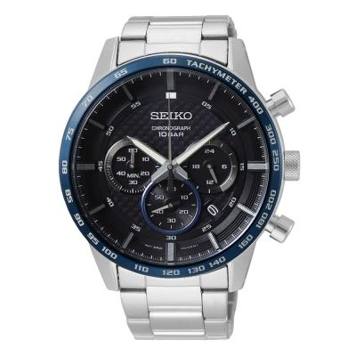 SEIKO Conceptual Series Stainless Steel Chronograph SSB357P1